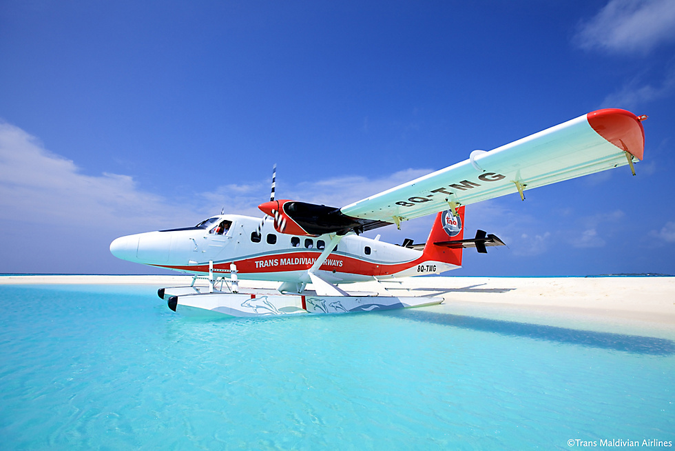 Surftrip on the maldives