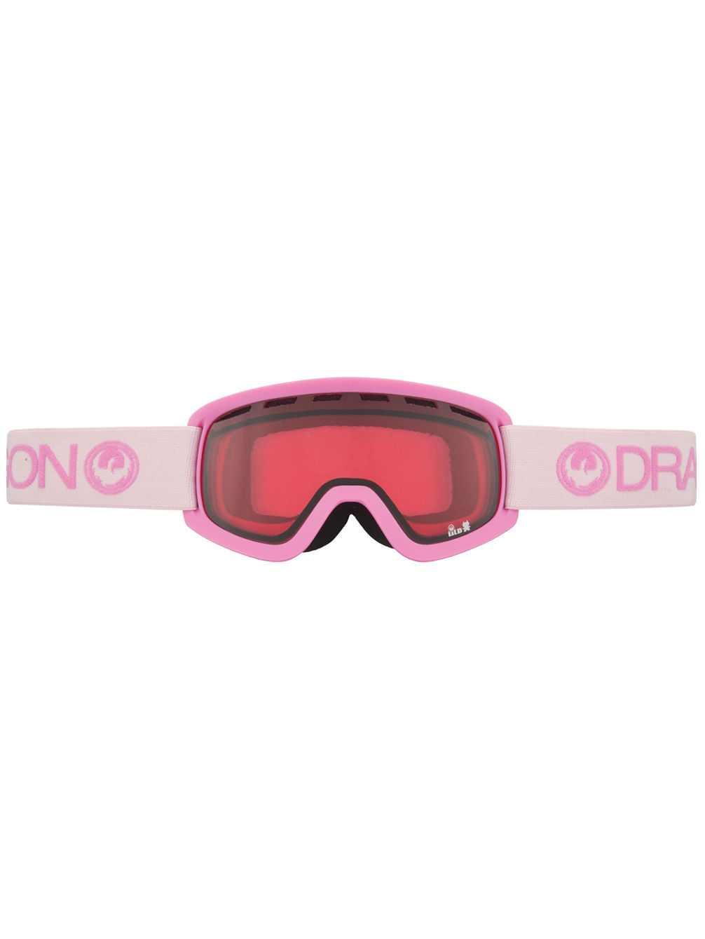 Dragon LiL D Pink Youth Goggle
