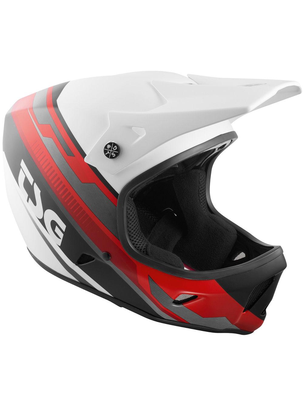 TSG Advance Graphic Design Bike Helm