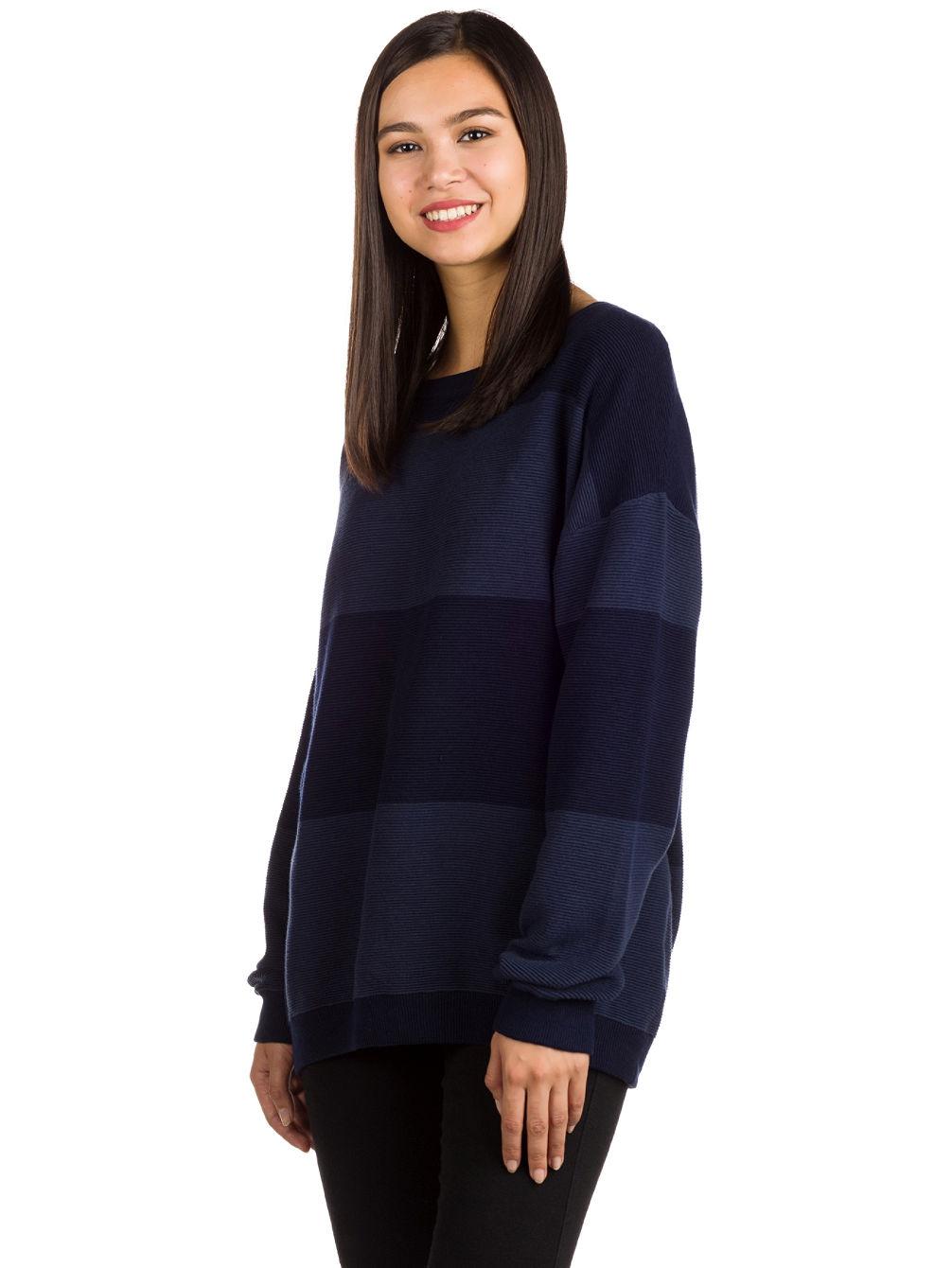 Iriedaily Joss Block Knit Sweater