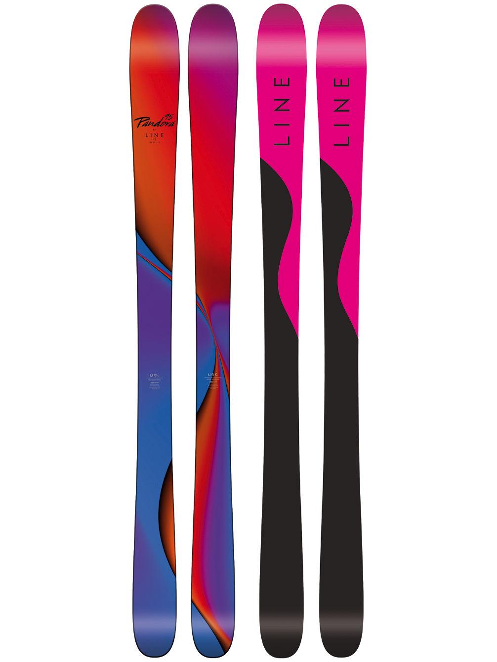 Line Pandora 95 172 2018 Ski
