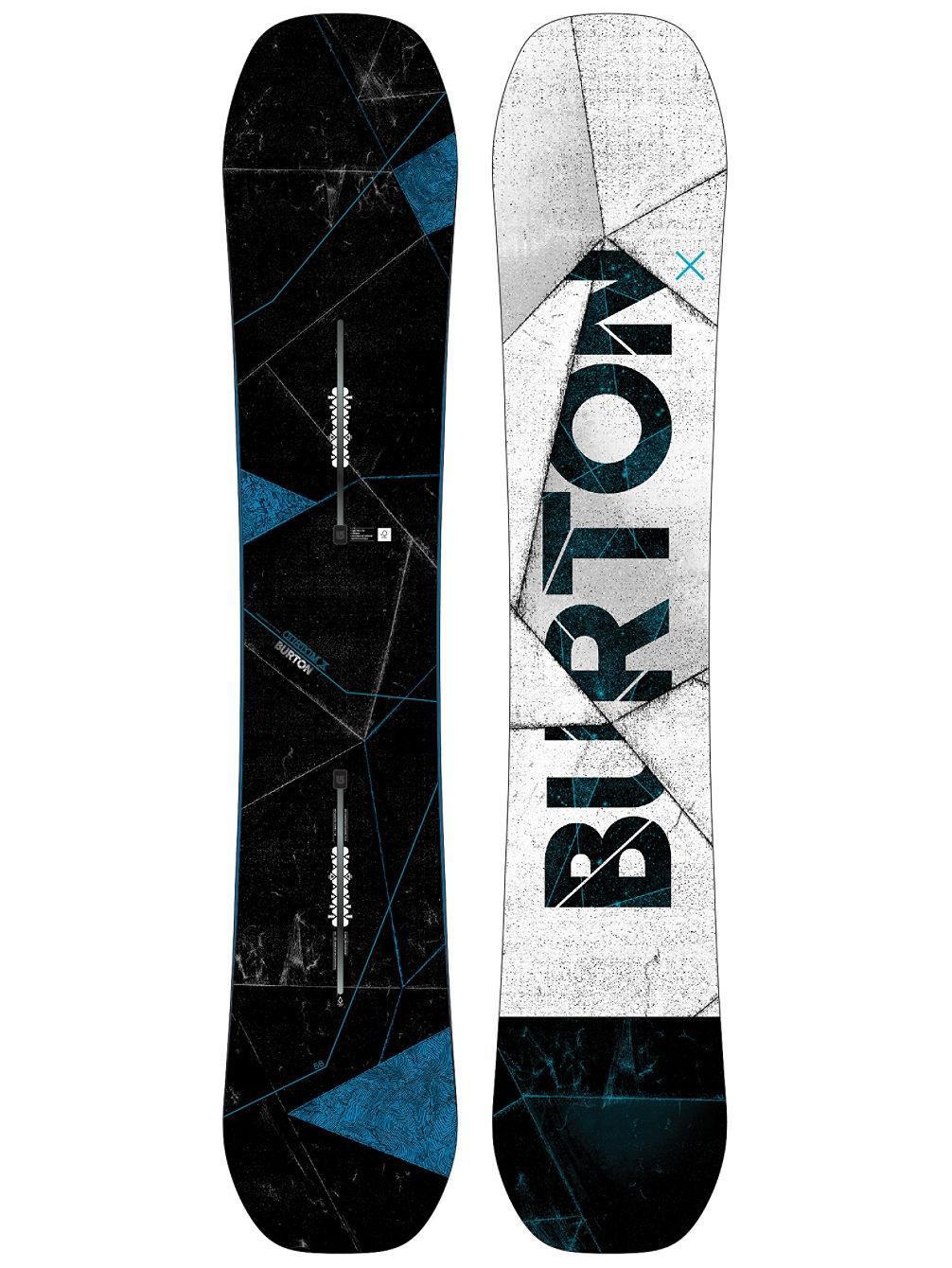 Burton Custom X 158 2018 Snowboard