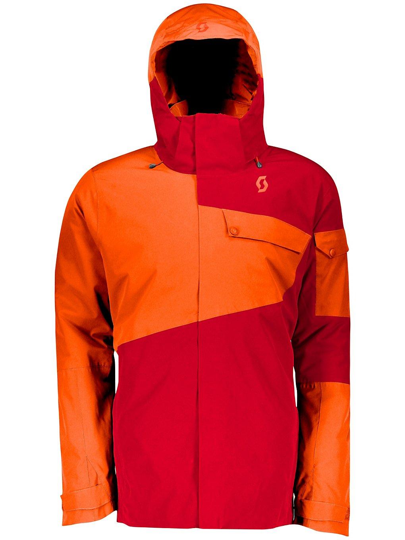 Scott Ultimate Dryo 30 Jacket red Herren