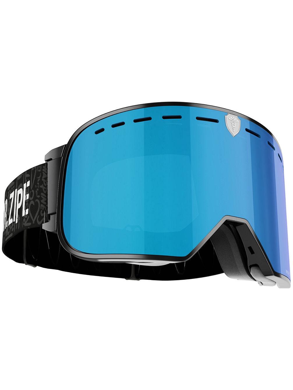 Dr.Zipe Savage Level 7 Black NV Non Violence Goggle