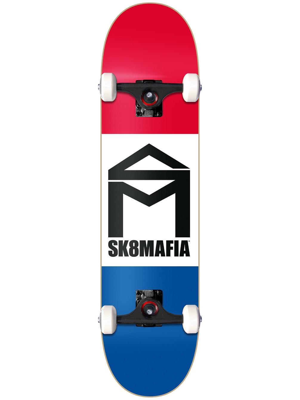 SK8 Mafia House Logo 3 Frame 8.0'' Complete
