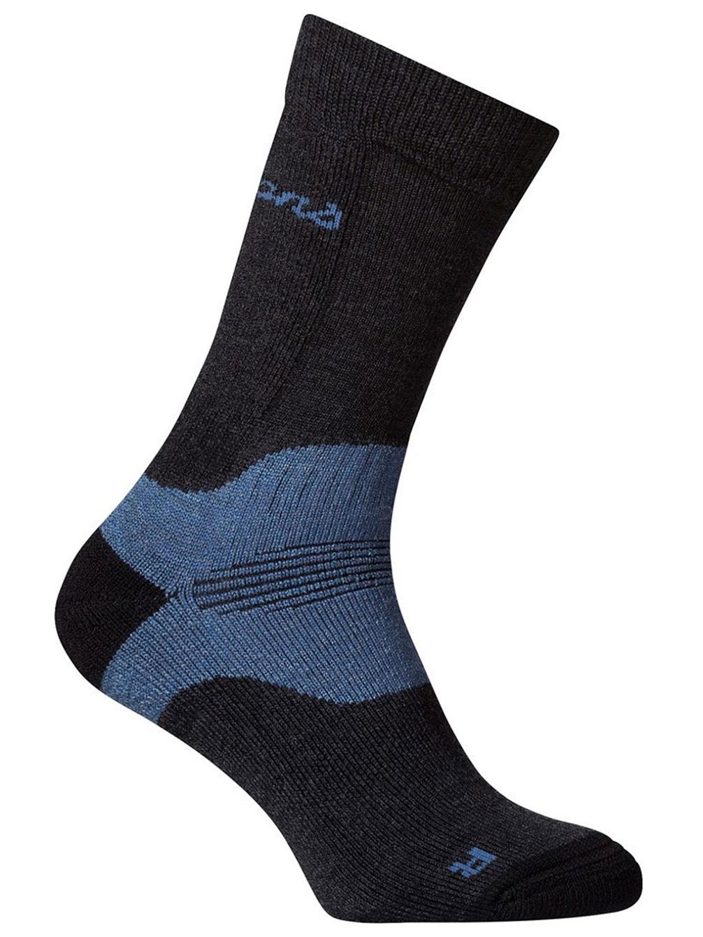 Bergans Loen Mid Trekking Wool (36-39) Socken