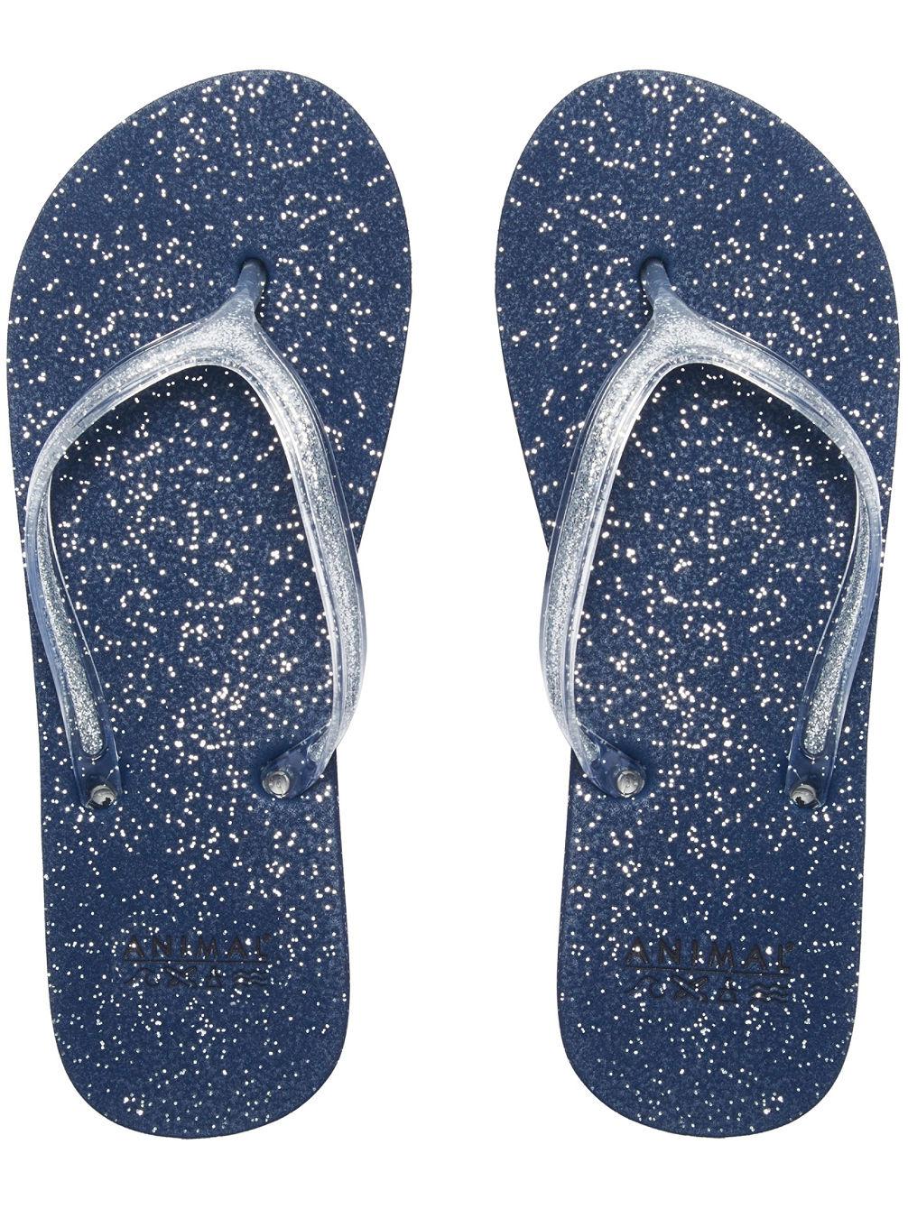 Animal Cosmos Glitter Sandalen Frauen