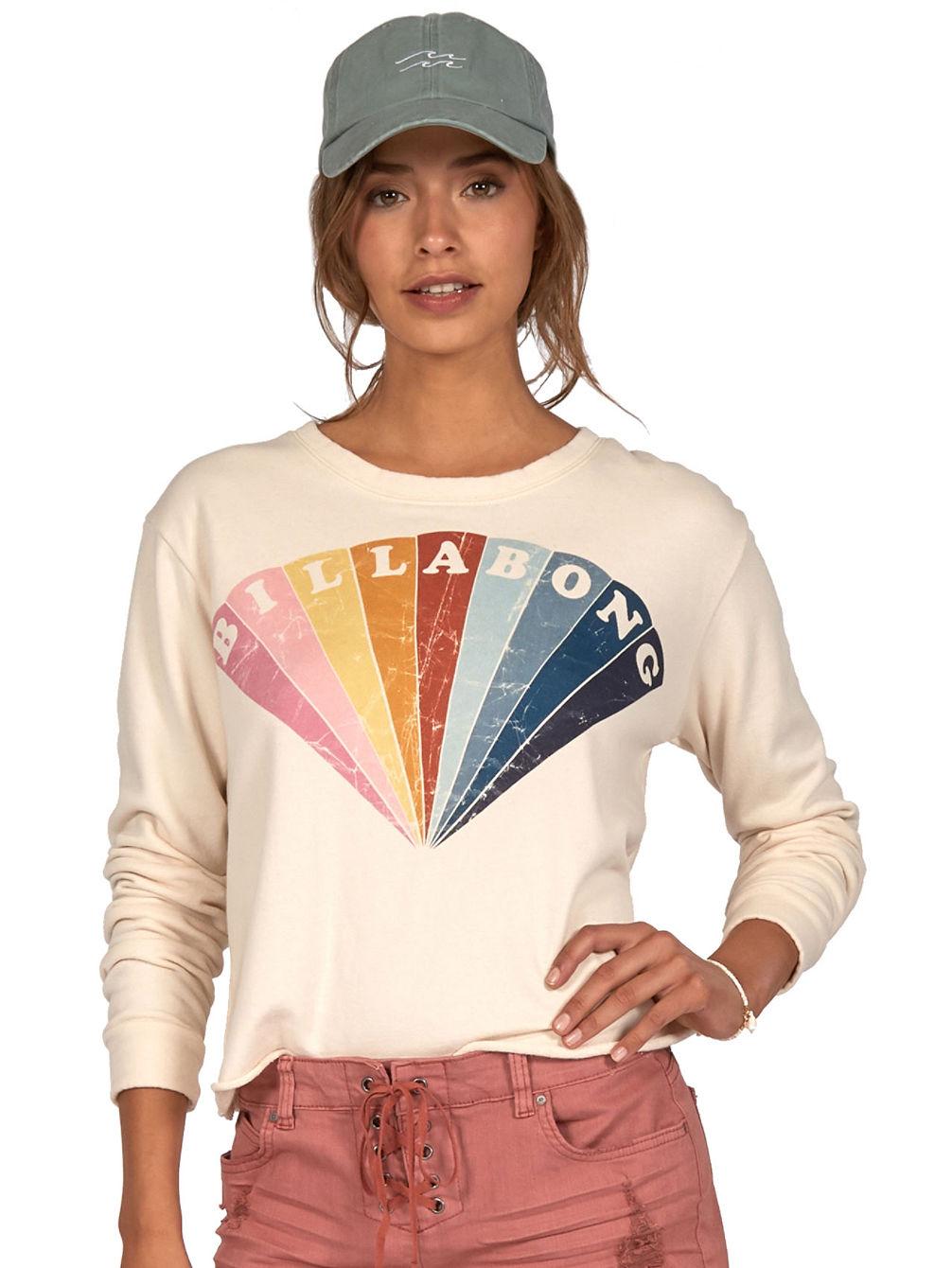 Billabong Crop Crew Sweater