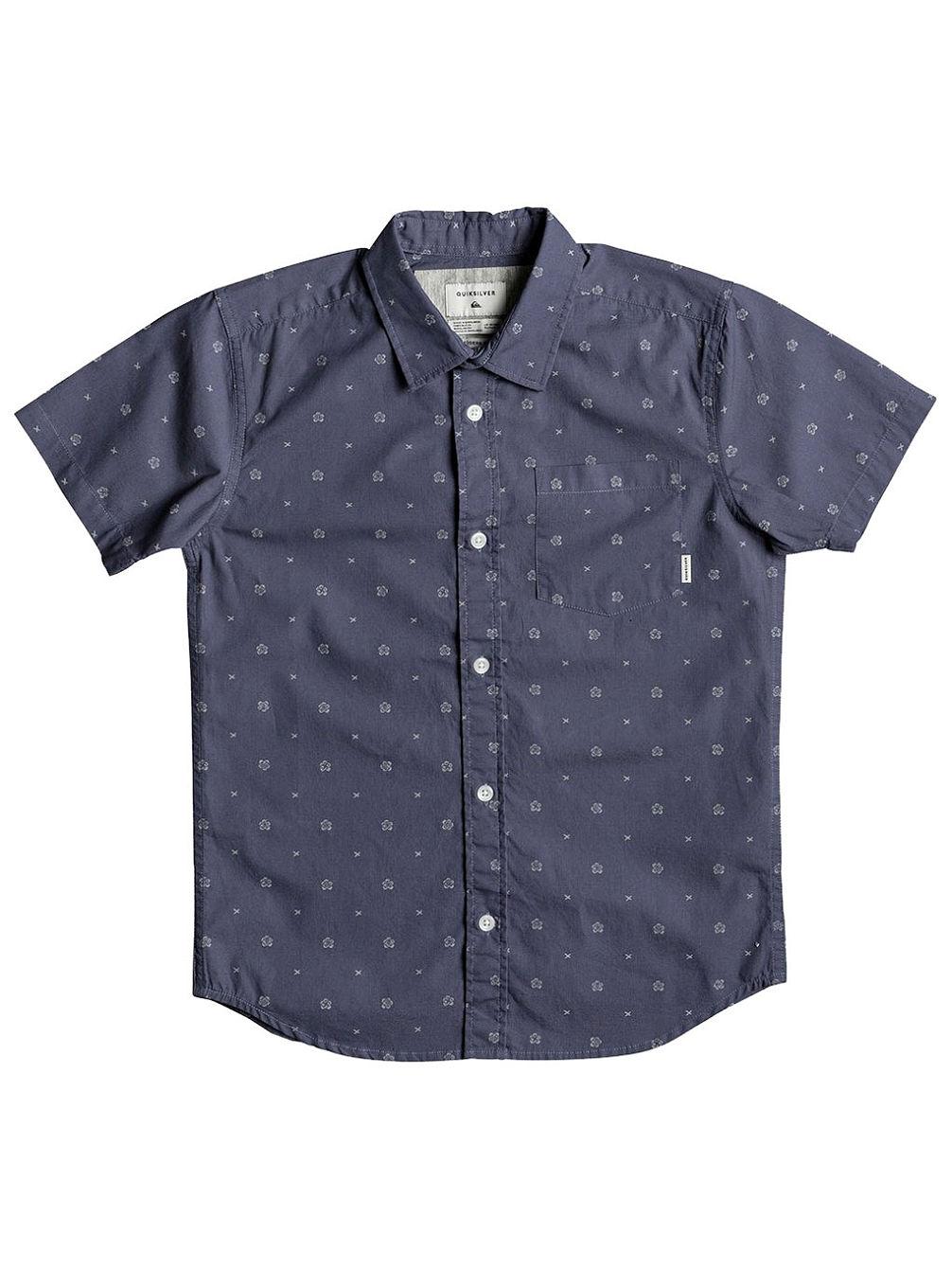 Quiksilver Kamanoa Hemd Jungen