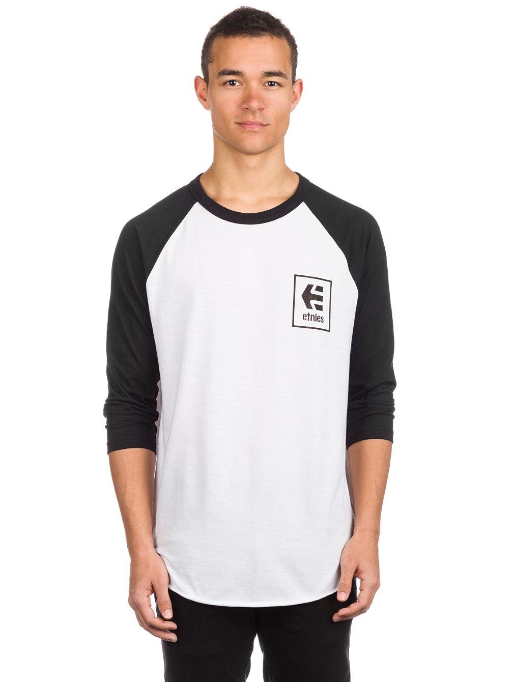Etnies Stack Box Raglan T-Shirt