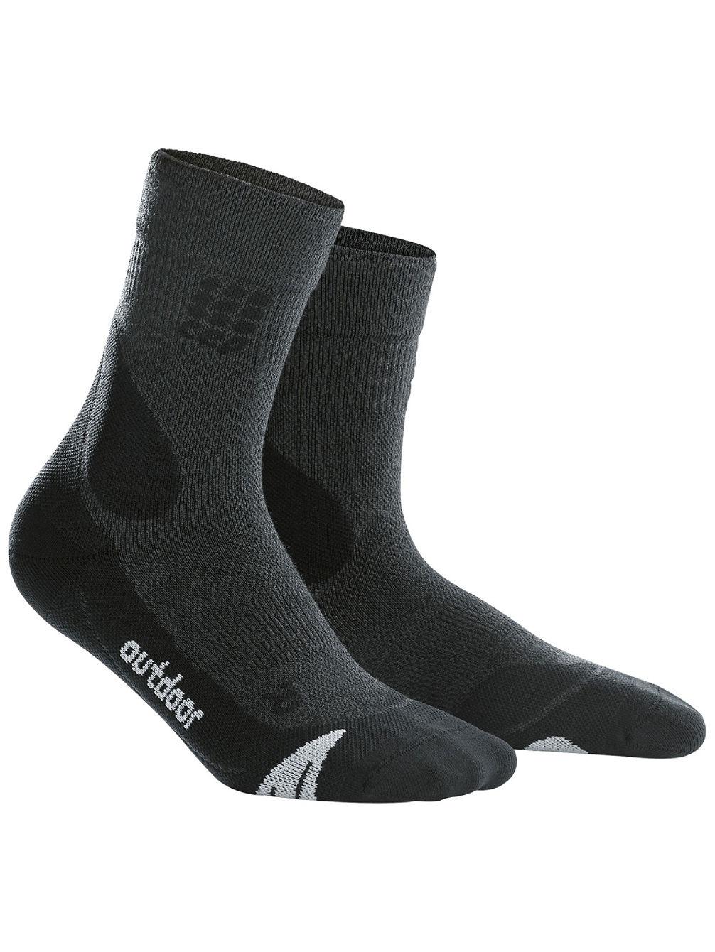 Cep Outdoor Merino Mid Cut Socken