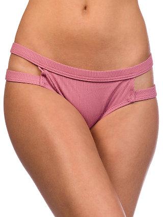 Retro Rib Cheeky Hipster Bikini Bottom