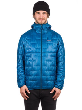 Micro Puff Hooded Jacket