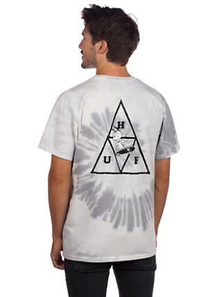 X Peanuts Snoopy Skates TT T-Shirt