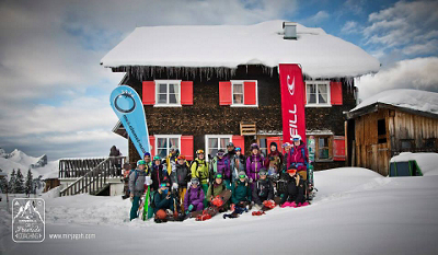 O'Neill Girls Freeride Camps