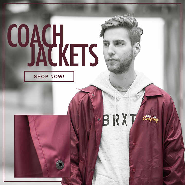 Coachjackets