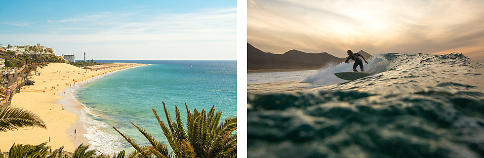 Surfholidays on Fuerteventura