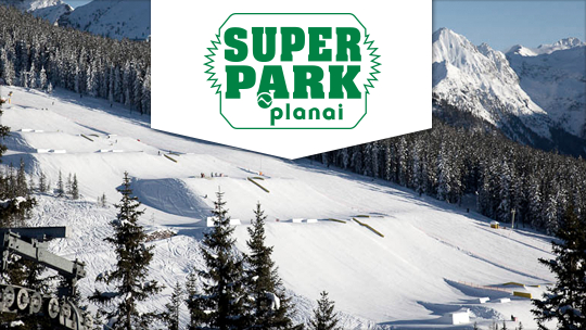 Teaser Superpark Planai