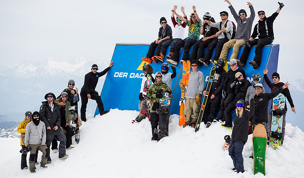 BT-Snowboard and Freeski Teamrider