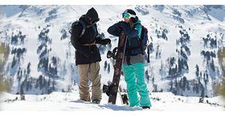 Vestes de Snowboard