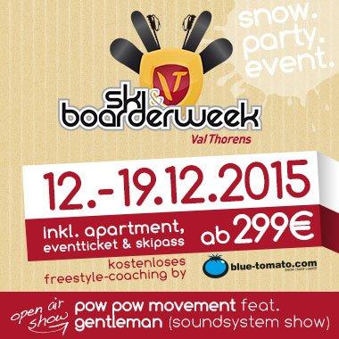 Ski and Boarderweek