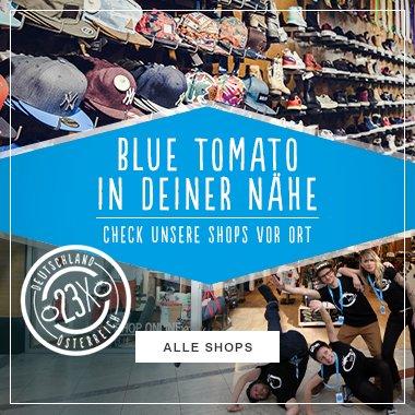 Blue Tomato Shops
