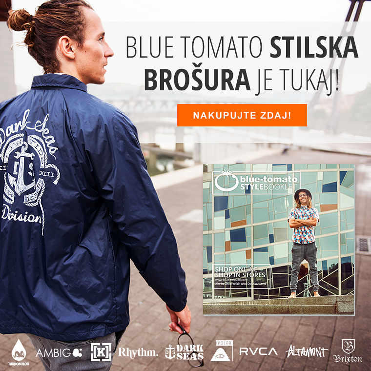 Blue Tomato Style Booklet