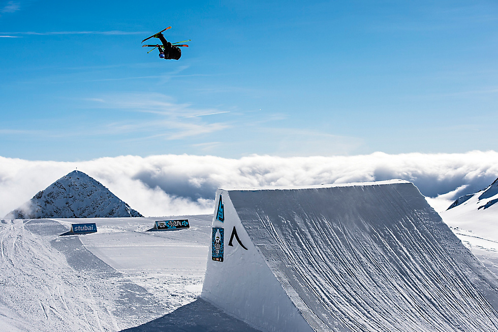 Big Air von Russ Henshaw