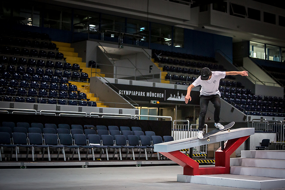 Dario Fink, Crooked Grind, Munich