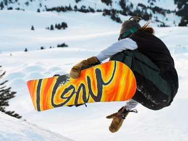 Gnu men's Freestyle Snowboards