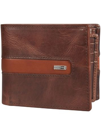 Billabong D Bah Leather Wallet