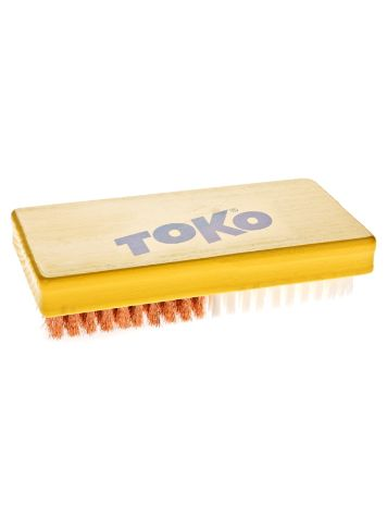 Toko Base Brush Combi Nylon/Copper