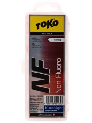 Toko NF Hot Wax red 120g red Gr. Uni