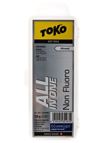 Toko All-in-one Hot Vax 120g