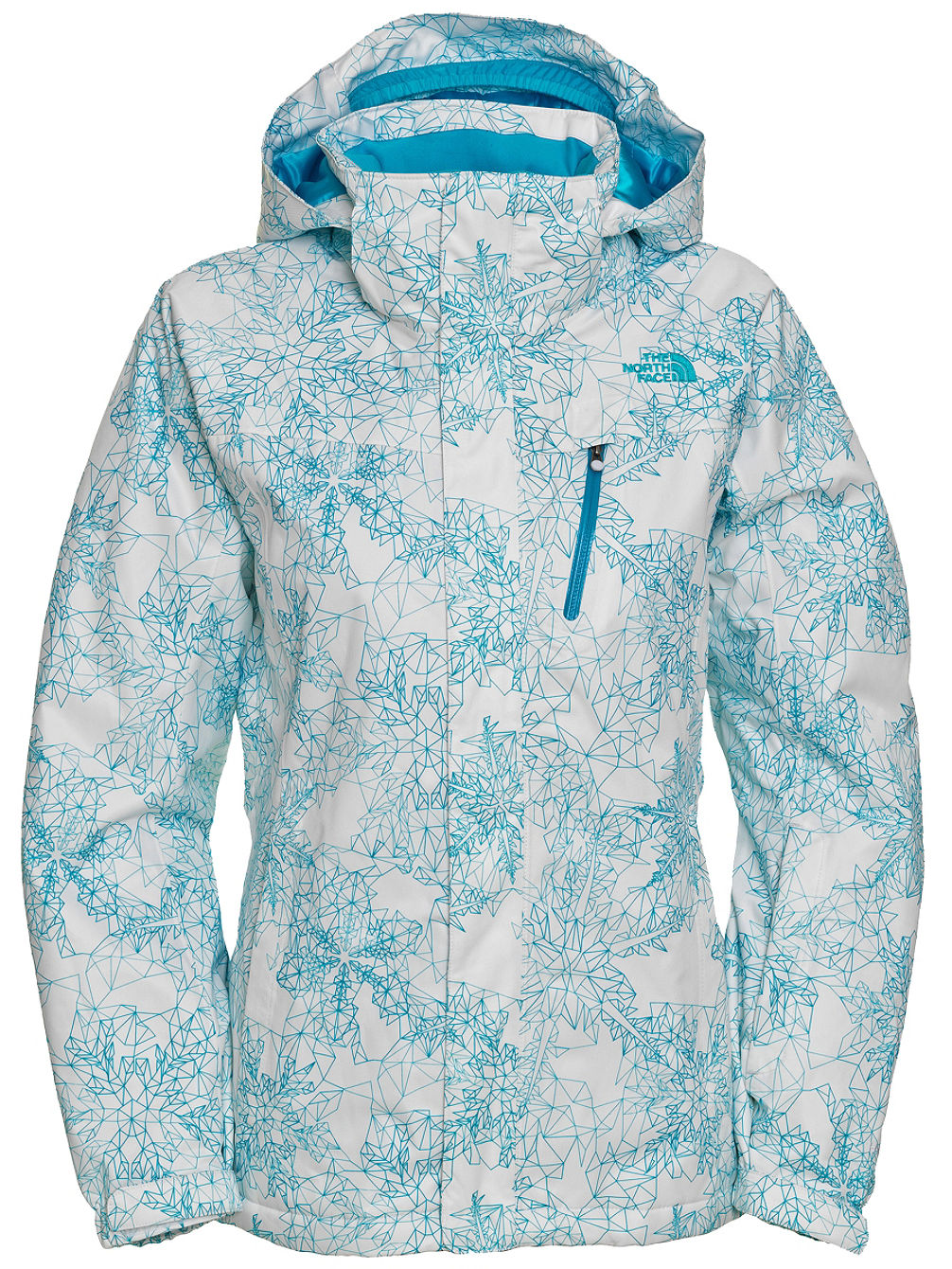 d6c7b4d3a8 ... Snow Cougar Print Jacket Women. THE NORTH FACE san francisco 139d0  90bde ...