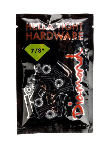 "Diamond Hella Tight 7/8"" Parafusos"