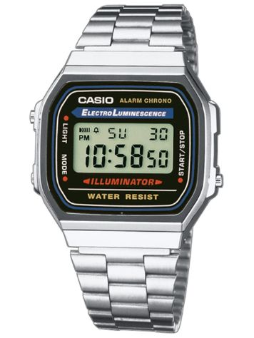 Casio A168WA-1YES Rannekello