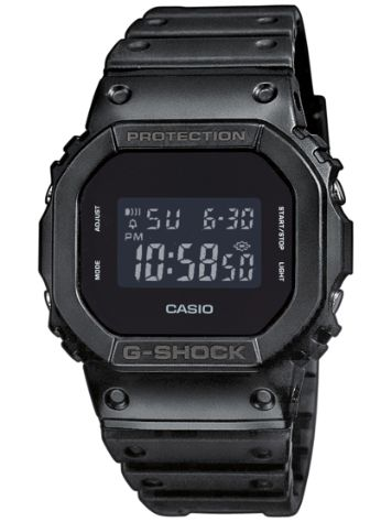 G-SHOCK DW-5600BB-1ER Rannekello