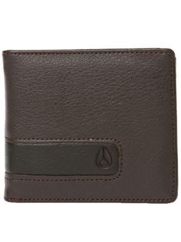 Nixon Showtime Bi-Fold Zip Cartera