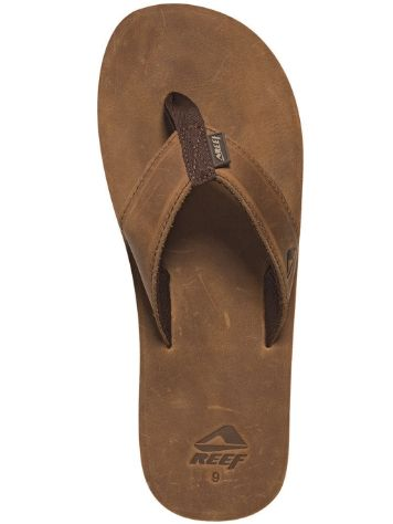 Reef Leather Smoothy Sandalias