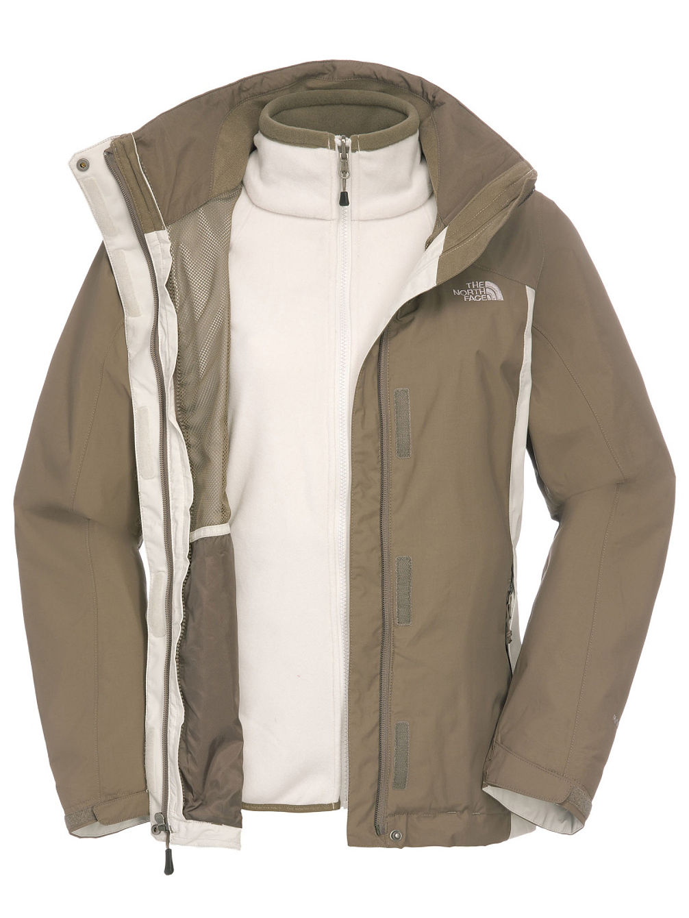 2c9b3ba1fd49 Buy THE NORTH FACE Evolution II Triclimate Jacket online at Blue Tomato