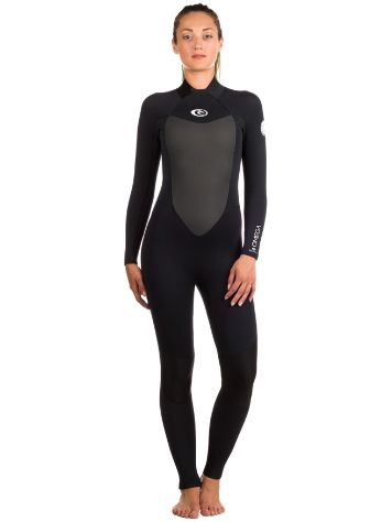 Rip Curl Omega 3/2 Gb Back Zip Neopreno