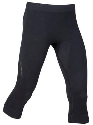 Ortovox Merino Comp Short Tech Pants black raven Gr. L