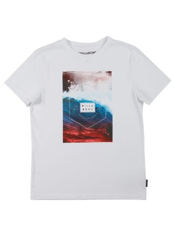 e81c80df93 Billabong Short Sleeve T-Shirts for Boys in our online shop | Blue ...