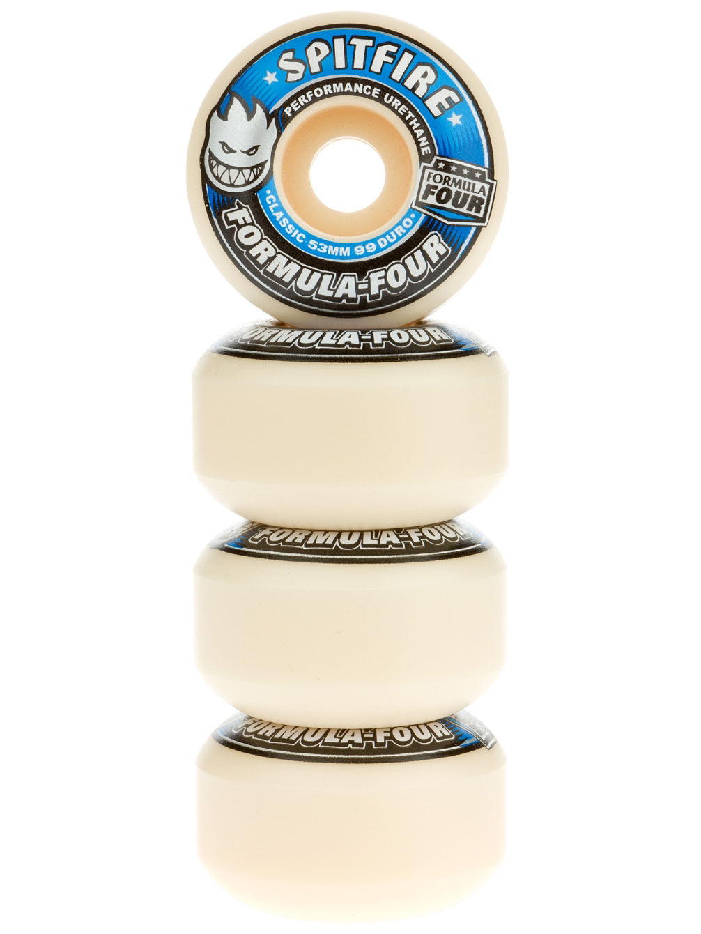 Formula 4 99 DuroClassic 53mm Wheels