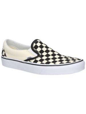 Checkerboard Classic Slip Ons