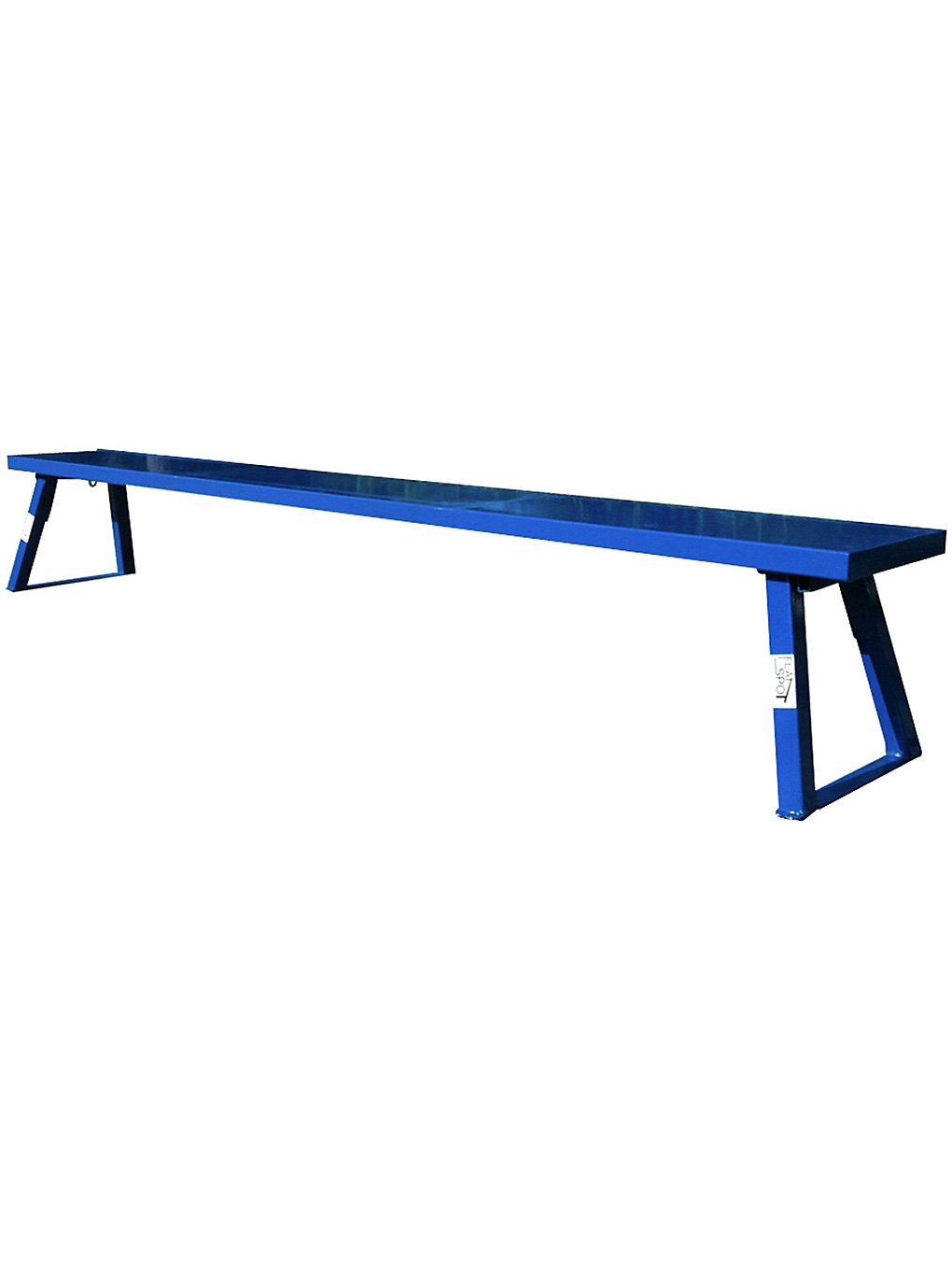 Flat Spot Bench To Go + Extension Skate Obstacle black