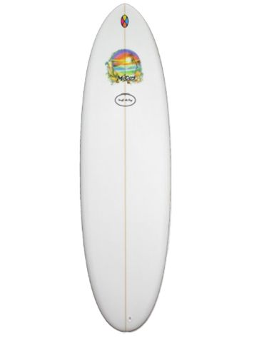 McCoy Double Ender 5.11 XF Surfboard