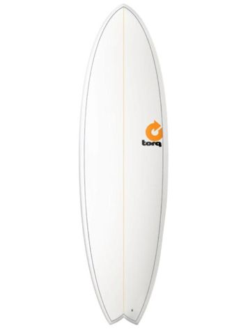 Torq Epoxy 6'3 Fish Pinlines Surfboard