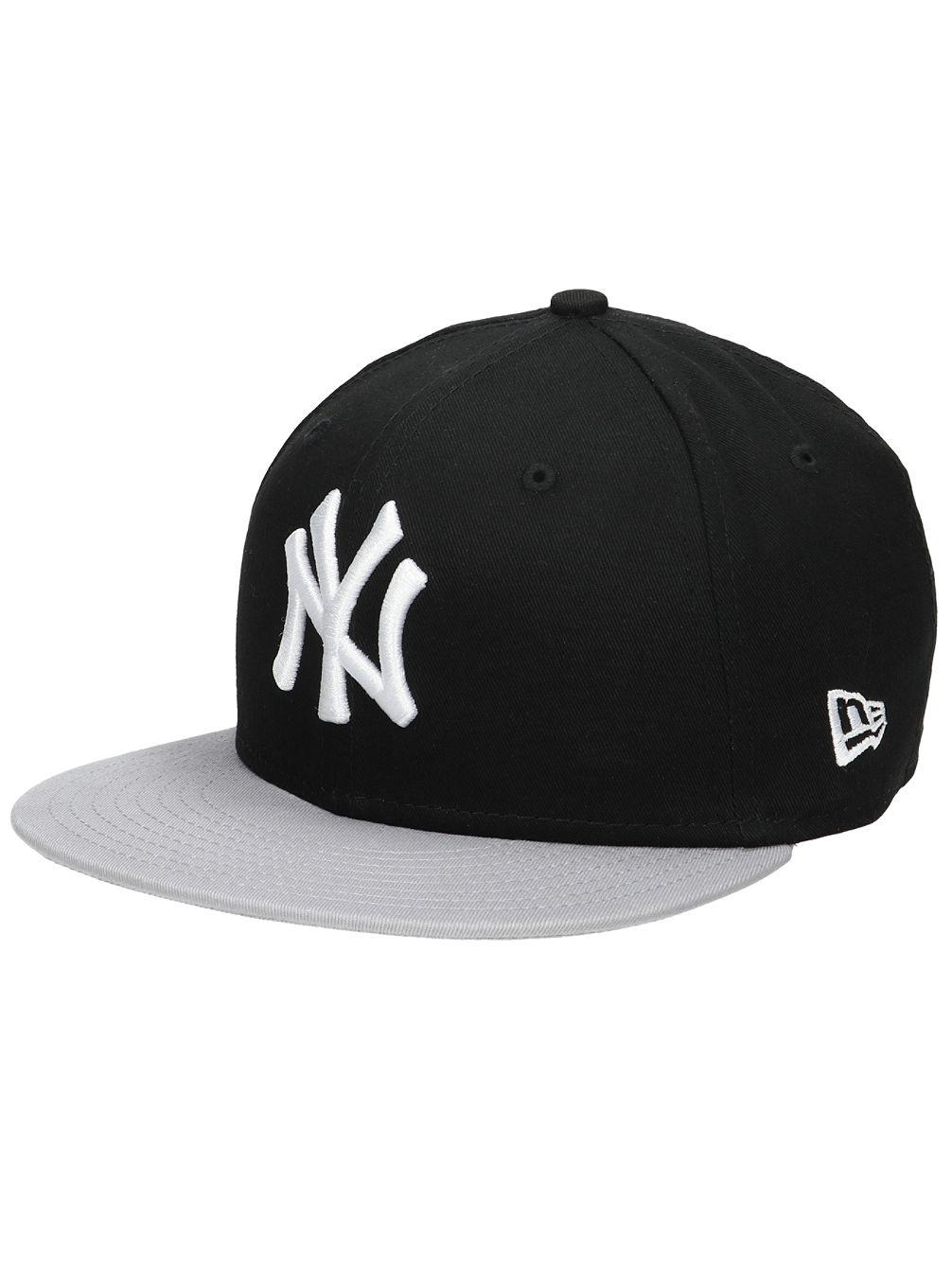 Compra New Era MLB Cotton Block NY Yankees Cap Youth online su blue ... ada29fe31683